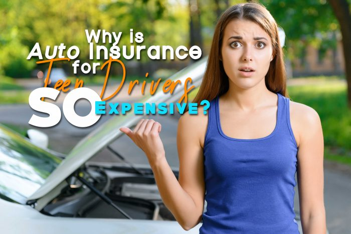 Why is Auto Insurance for Teen Drivers SO Expensive? - RGG ...